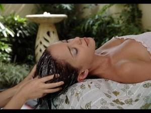 укрепляем волосы с помощью кокосовых масок