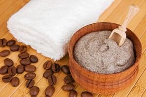 рецепт кофейного скраба