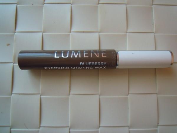 геля для бровей от Lumene