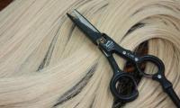 стрижка волос горячими ножницами цена