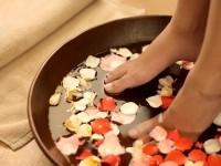 соляные ванночки для ног