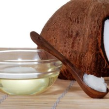 Невероятно эффективное средство для лица - кокосовое масло! Давайте пробовать!