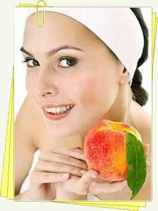 увлажнит кожу масло из персика