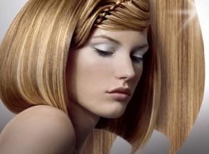 фотографии брондирования волос