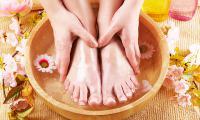 ванночки для ног с содой