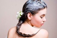 домашняя маска для волос восстанавливающая