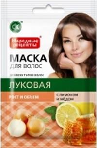 рецепт луковой маски для волос
