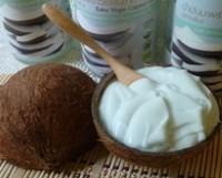 маски для волос кокосовым маслом
