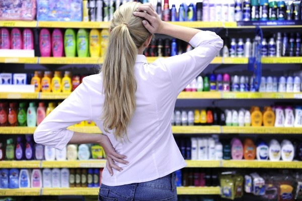 5 вредных веществ в шампунях