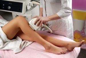 элос эпиляция ног