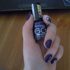 Обзор лака для ногтей от Rimmel
