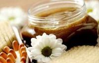 кофейно медовый скраб