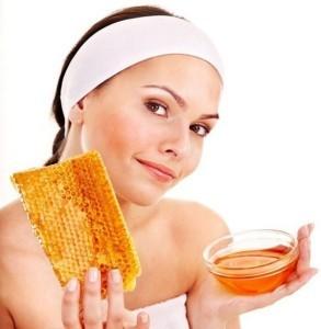 мед и маска