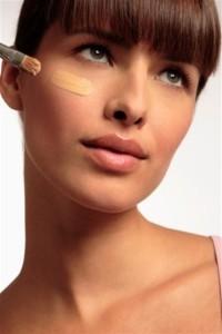 ошибки при нанесении основы под макияж